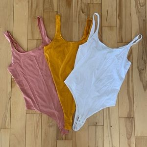 3 Pack Bodysuits